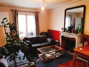 Location meublée appartement 3pièces 60m² Paris 17E (75017) - 2.000€