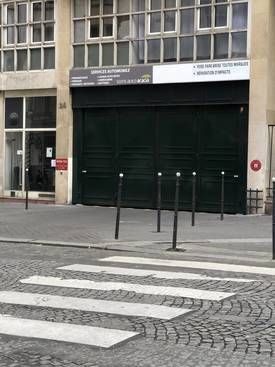 Vente garage, parking Paris 17E (75017) - 50.000 €