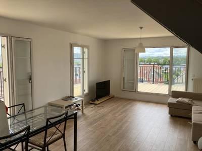 Vente appartement 4pièces 95m² Duplex Avec Terrasse - 565.000€