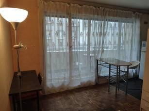 Location meublée studio 26m² Paris 19E (75019) - 935€