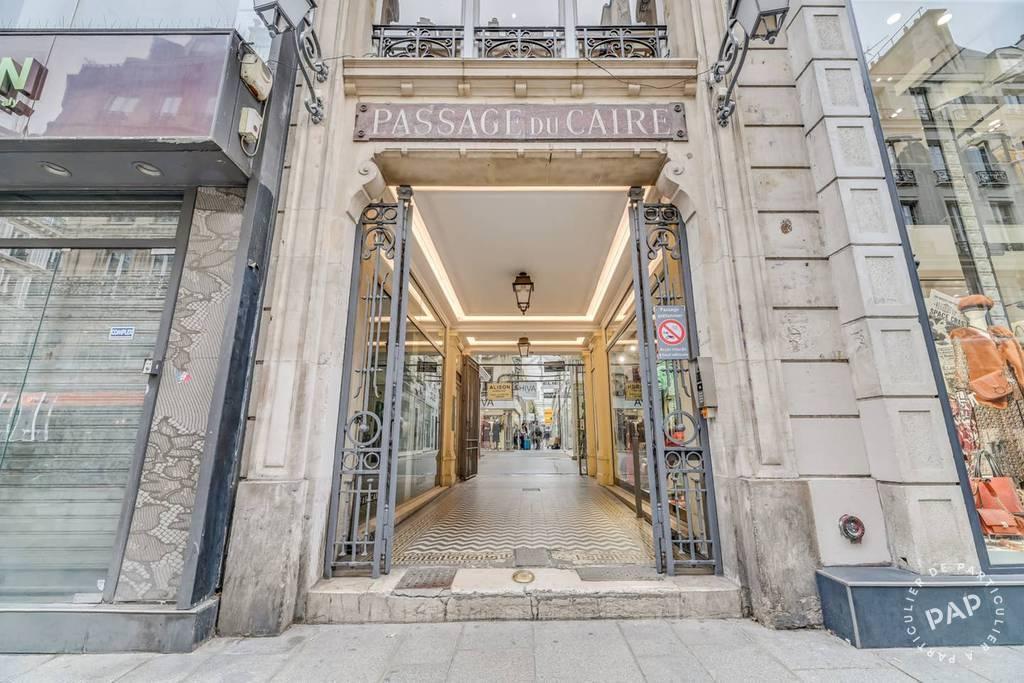 Location Local commercial Paris 2E (75002) 20m² 990€