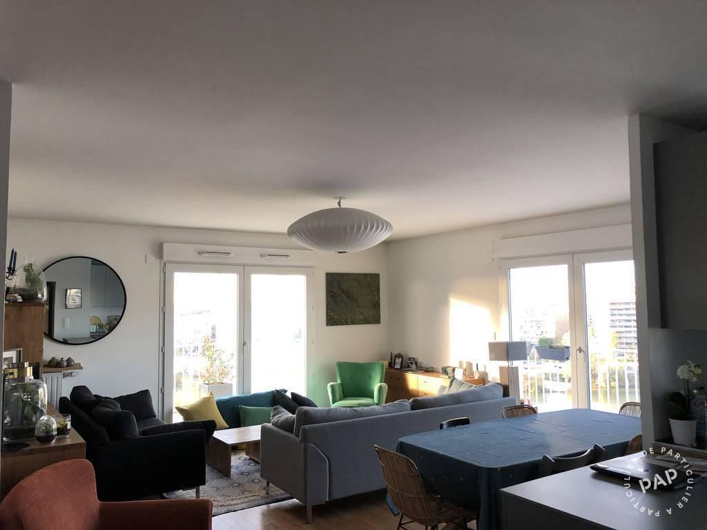 Vente appartement 5 pièces Clichy (92110)