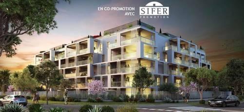 Location appartement 2pièces 42m² Marseille 8E (13008) - 800€