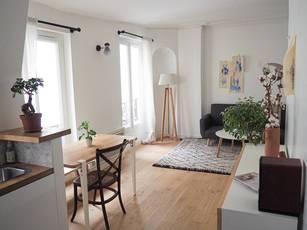 Vente appartement 3pièces 46m² Paris 18E (75018) - 562.000€