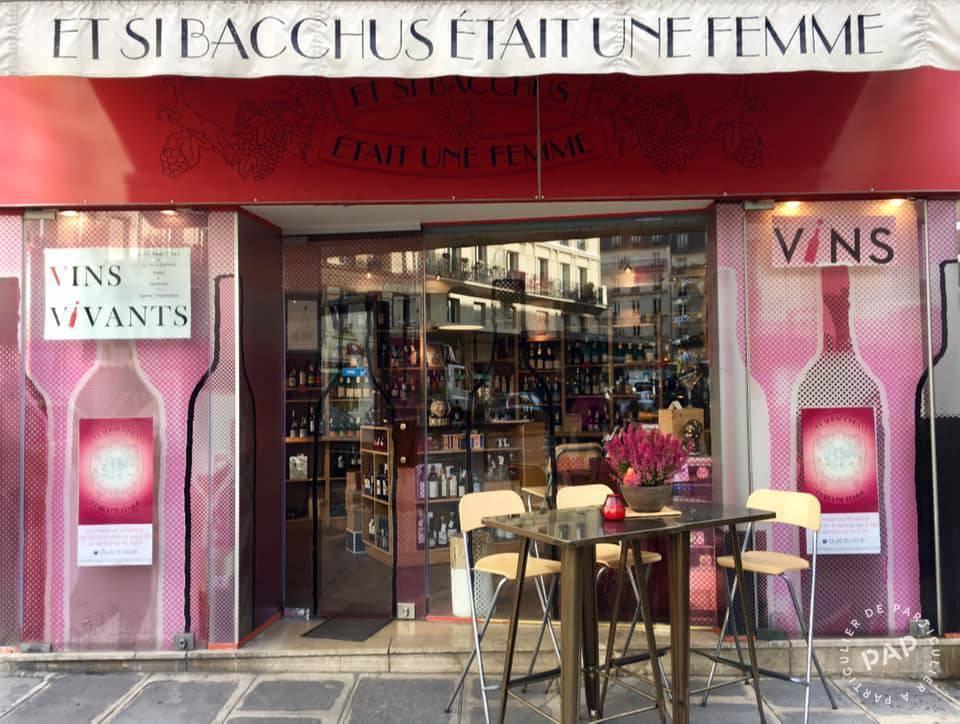 Vente Fonds de commerce Paris 5E (75005) 28m² 132.000€