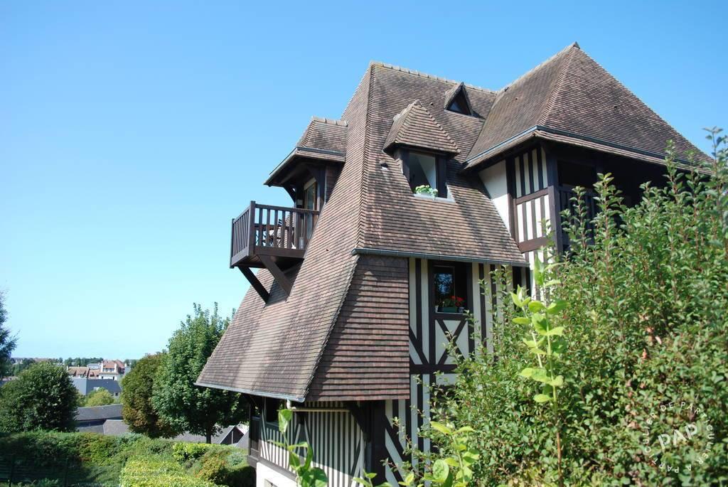 Vente appartement studio Deauville (14800)