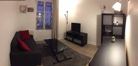 Location meublée appartement 2pièces 30m² Rueil-Malmaison (92500) - 980€