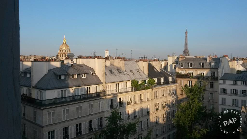 Location Appartement Paris 7E (75007)