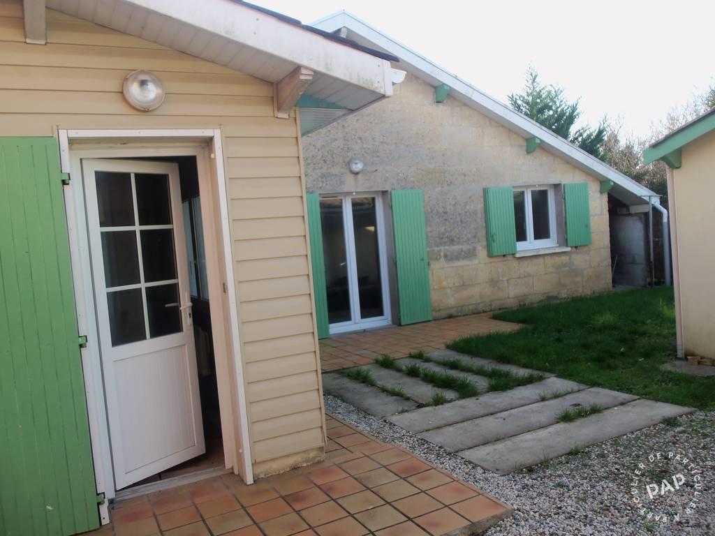Vente Maison Cubzac-Les-Ponts (33240)