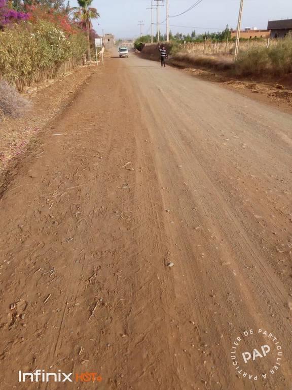 Vente Terrain Maroc