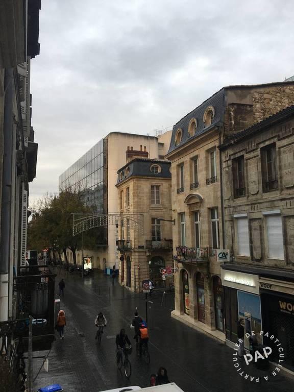 Vente immobilier 335.000€ Bordeaux (33000)