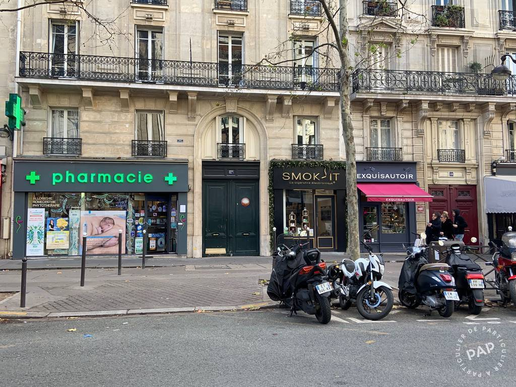Local commercial Paris 15E (75015) 69.000 €