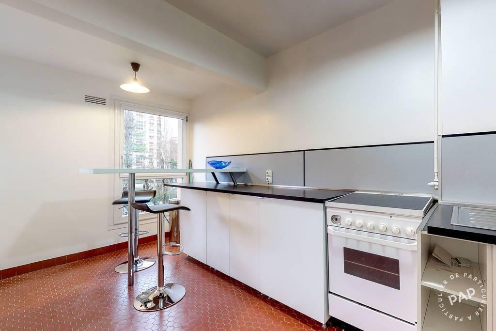 Vente Appartement 55m²
