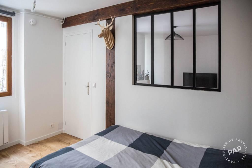 Location Appartement Paris 17E (75017) 29m² 1.250€