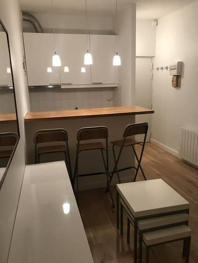Location meublée appartement 2pièces 29m² Paris 14E (75014) - 1.150€