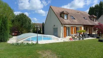 Vente maison 190m² Sainte-Gemme-Moronval (28500) - 380.000€