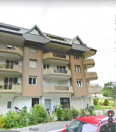 Vente appartement 2pièces 52m² Étrembières (74100) - 159.000€