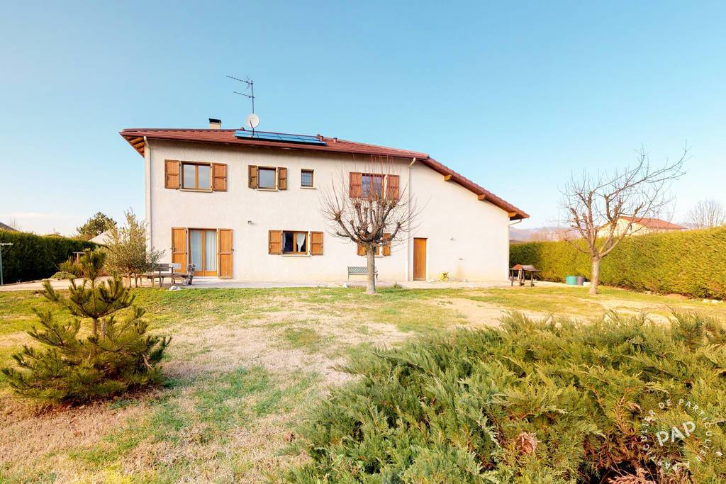 Vente Maison Saint-Étienne-De-Crossey (38960) 180m² 438.000€