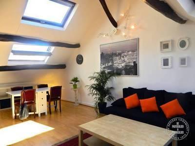 Location appartement 2pièces 50m² Paris 19E - 1.500€