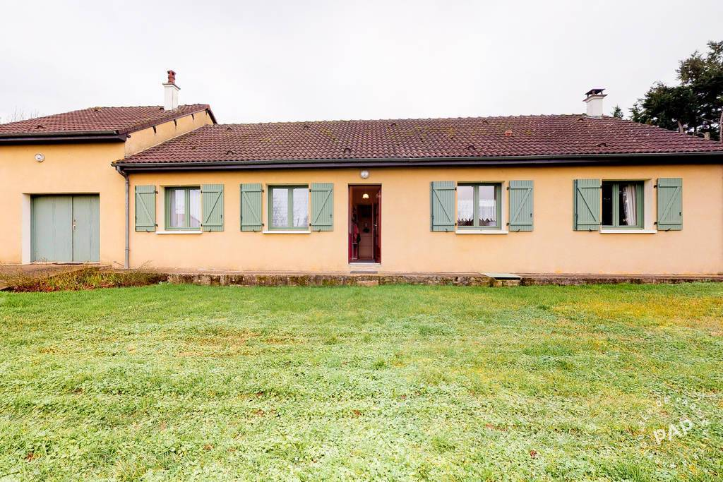 Vente Maison Naintré (86530) 153m² 199.000€