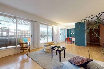 Vente appartement 4pièces 100m² + 40 M2 De Terrasse - 1.250.000€