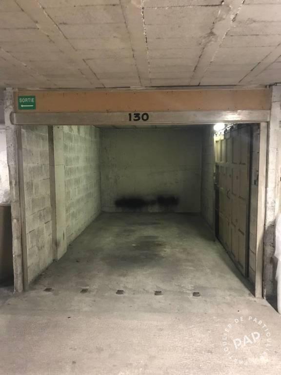 Location Garage, parking Paris 15E (75015)  250€