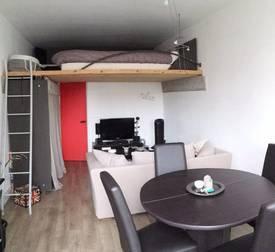 Location meublée studio 25m² Jouars-Pontchartrain (78760) - 590€