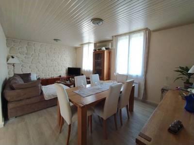 Vente appartement 5pièces 79m² Gargenville (78440) - 195.000€