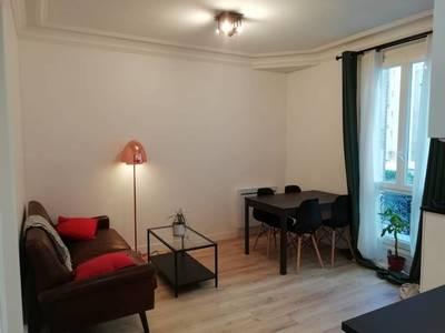 Location meublée appartement 3pièces 46m² Levallois-Perret (92300) - 1.800€