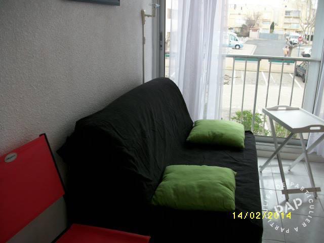 Location Appartement Gruissan (11430) 17m² 300€
