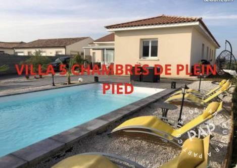 Vente Maison Puimisson (34480) 156m² 345.000€