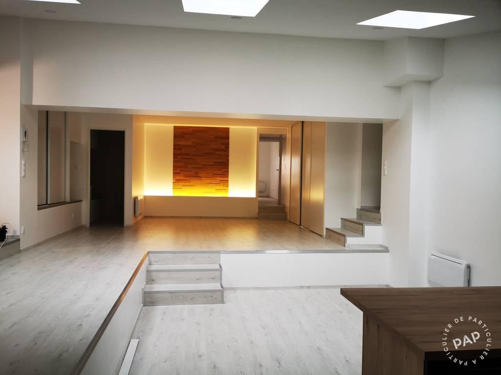 Vente Appartement Toul (54200) 89m² 107.000€
