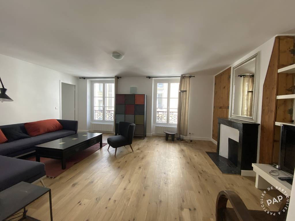 Location Appartement Paris 7E (75007) 65 m² 2.400 €