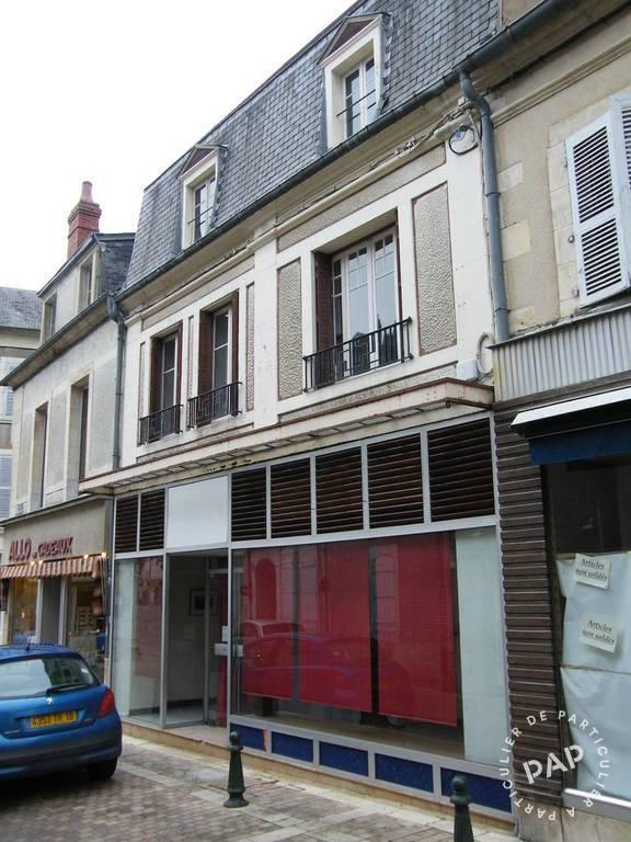 Vente Maison Saint-Amand-Montrond (18200) 190m² 89.000€