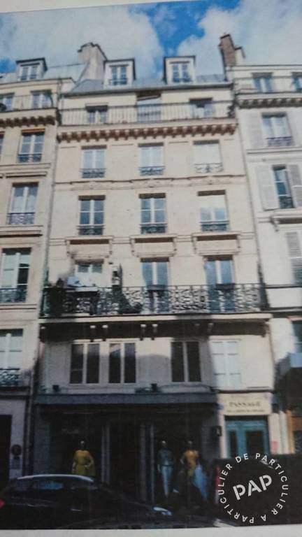 Vente Appartement Paris 1Er (75001) 15 m² 238.000 €