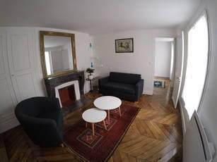 Location meublée appartement 2pièces 38m² Paris 8E (75008) - 1.500€
