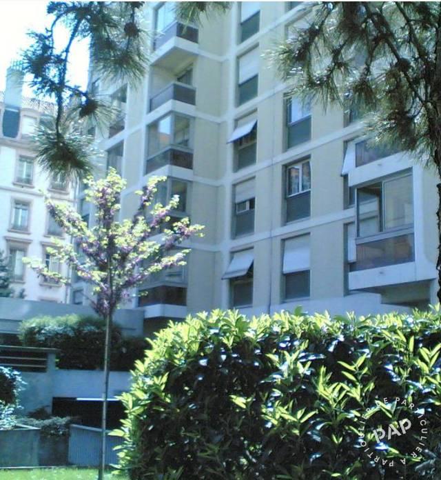 Location appartement 3 pièces Lyon 6e
