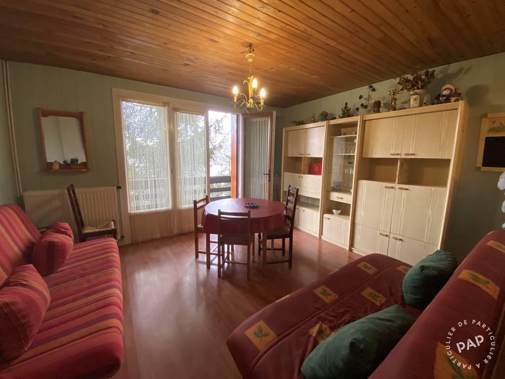 Vente appartement 2 pièces Uvernet-Fours (04400)