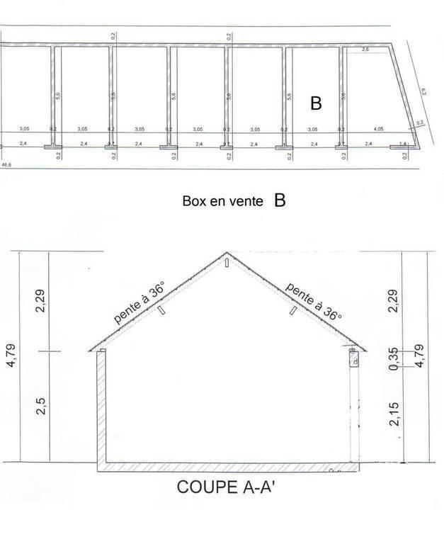 Vente Garage, parking Chaumontel (95270)  16.000€