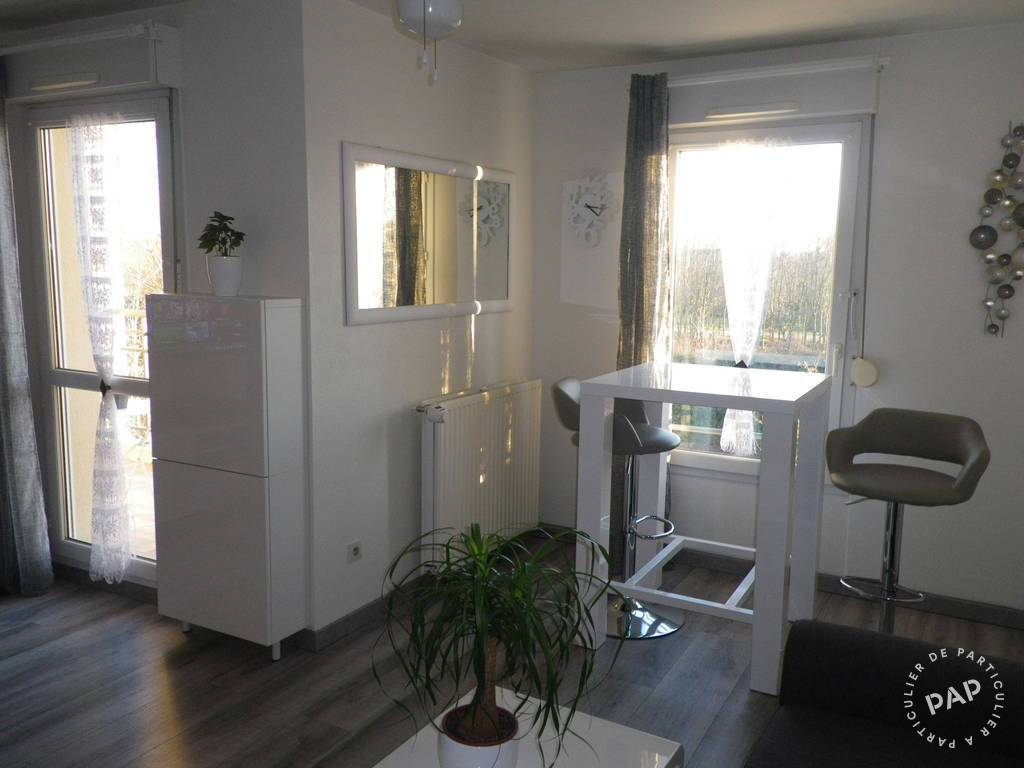 Vente Appartement Bussy-Saint-Georges (77600) 62 m² 244.000 €