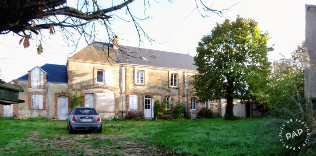 Vente Maison Blancafort (18410) 180m² 330.000€