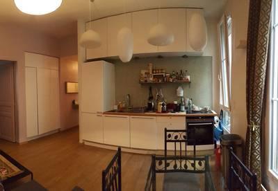 Location meublée appartement 2pièces 44m² Paris 11E (75011) - 1.685€