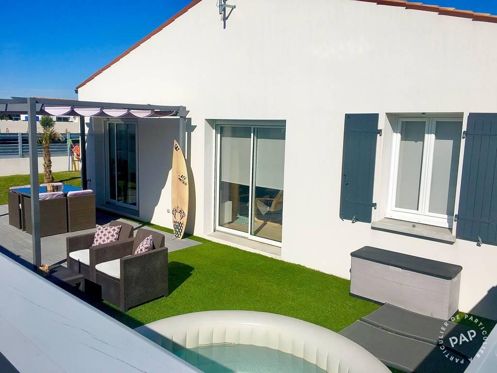 Vente Maison Saint-Palais-Sur-Mer (17420) 93m² 370.000€