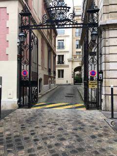 Location garage, parking Paris 17E (75017) - 220 €