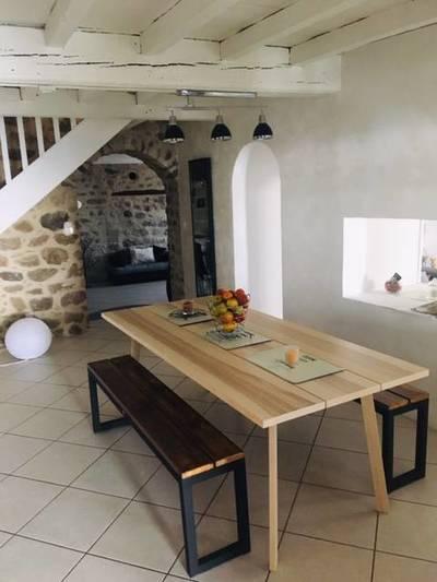 Vente maison 210m² Montagny - 535.000€
