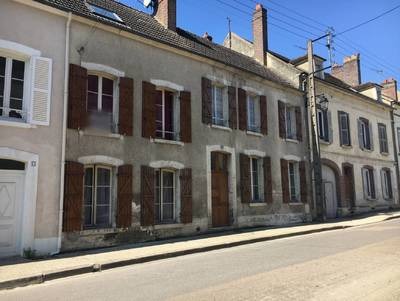 Vente maison 136m² Brienon-Sur-Armançon (89210) - 145.000€