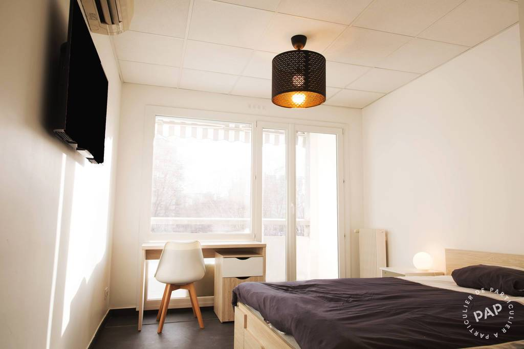 Location appartement studio Villeurbanne (69100)