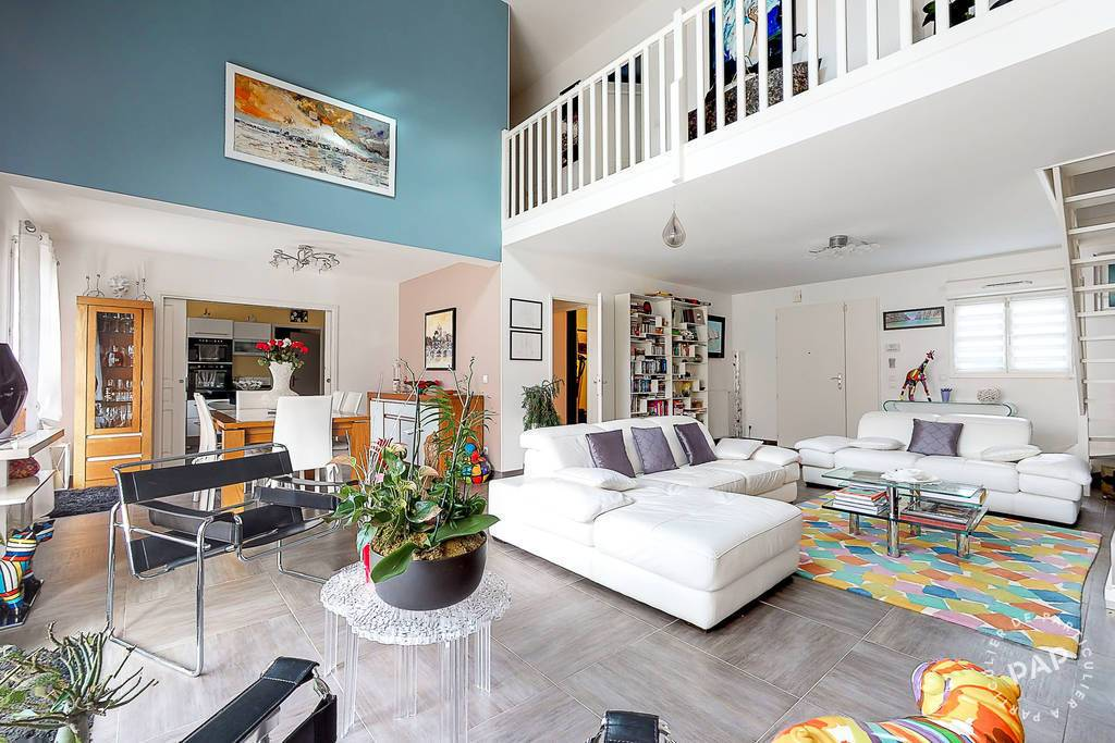 Vente Maison Évry-Grégy-Sur-Yerre (77166) 160m² 545.000€