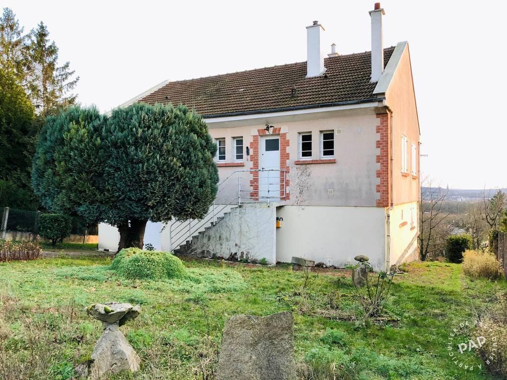 Vente maison 5 pièces Cuffies (02880)