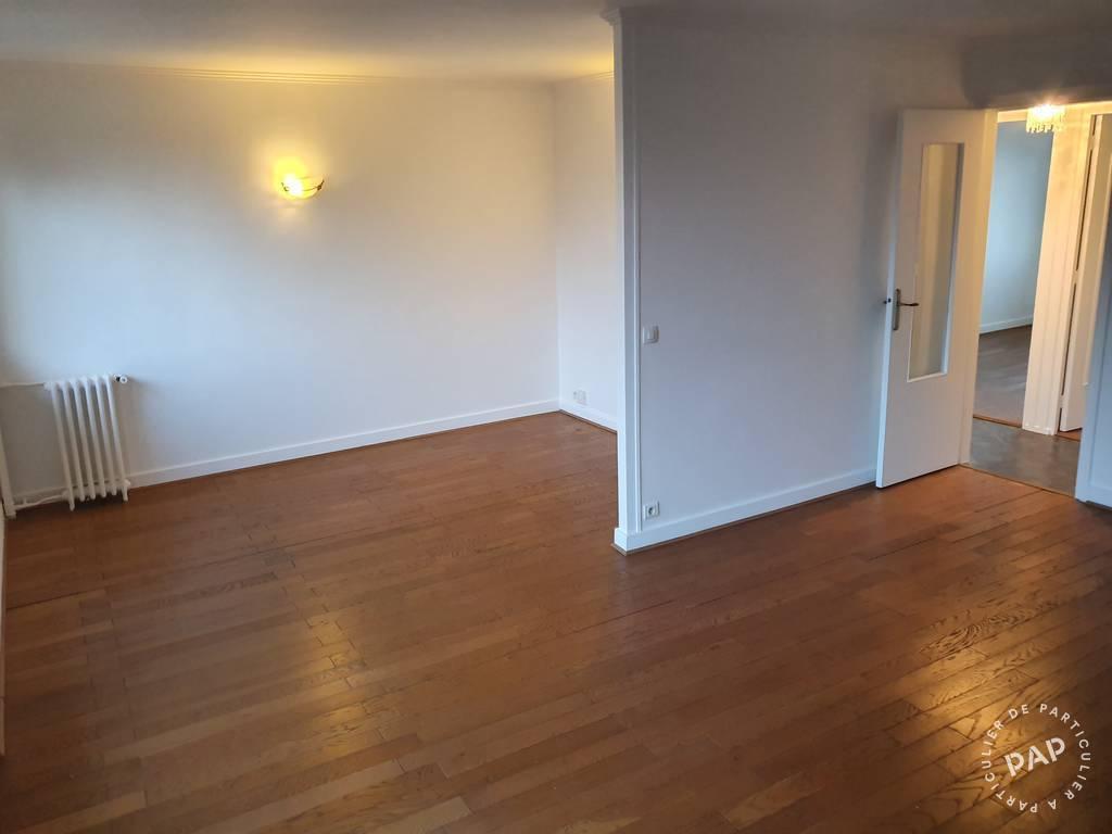 Vente Appartement Saint-Cloud (92210) 77m² 495.000€